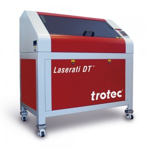 Trotec Laserati - specielní laser pro výrobu razítkových štočků