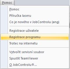 Software registration 1