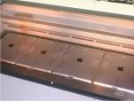 Efficient laser engraving of tablet PCs